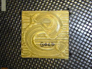 Gold Stamping